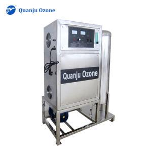 El agua generador de ozono la máquina para el matadero, limpieza y esterilización