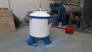 Bom preço Laboratório Vertical forno a vácuo