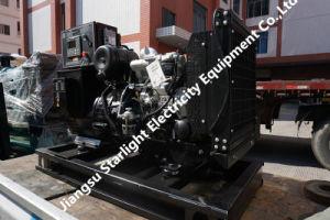 75kw Shangchai (SDEC) 엔진 전기 생성 세트에 의해 강화되는 최고 디젤 엔진 발전기 세트