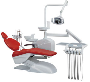 Nova chegada cadeira odontológica com certificado CE Integral (ZC-S400 tipo 2018)