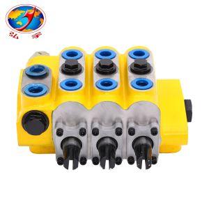 Productos precio de fábrica China Válvula de control hidráulico del tractor/carretilla elevadora o una grúa