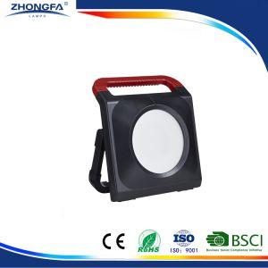 Batterie rechargeable d'urgence 30W phare de travail à LED