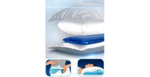 Suporte perfeito almofadas de água / Waterbase Travesseiros cama (YFP001)