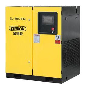 22квт/30HP приводится в действие напрямую воздушный винтовой компрессор с постоянным магнитом и двигателя