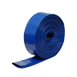 La calidad del agua de PVC flexible industrial utilizado para el riego agrícola