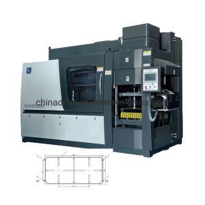 Delin автоматические машины литьевого формования для газовой горелкой и плита подставки производство