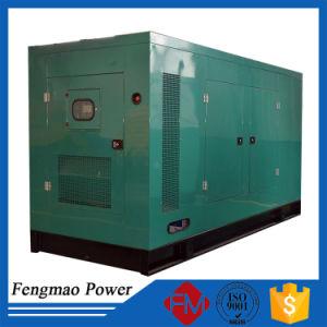 Gerador Diesel silenciosa com motor Weichai