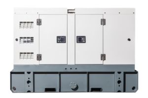 42.5kVA 34kw wassergekühltes leises Dieselgenerator-Set mit Motor Ricardo-Weifang