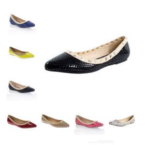 Plano de la moda Pop zapatos Dama Casual
