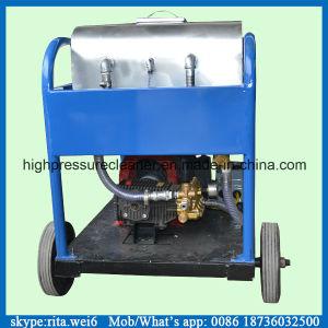 Pompa ad alta pressione bagnata di brillamento di sabbia della rondella della pompa di getto di acqua