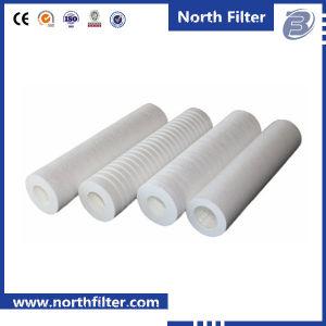 De PP extrudado soprado de filtro de cartucho para a purificação da água
