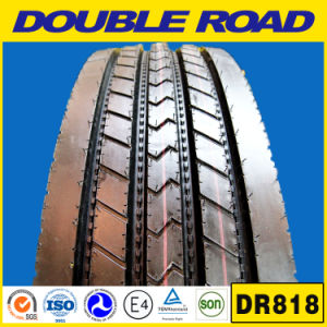 Import-chinesische halbgefüllte Straßen-Hochleistungs-LKW ermüdet 11r22.5 11r24.5 285/75r22.5 LKW-Gummireifen