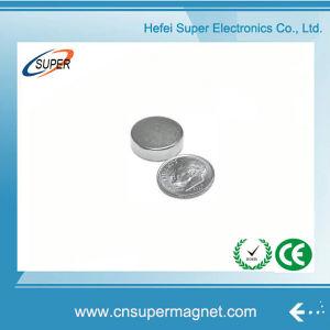 Письмо Постоянного высокого качества Редкоземельные N35 диск магнита