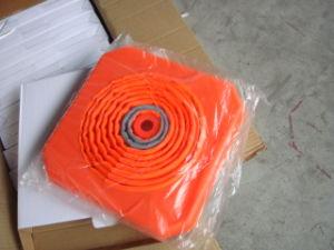 ABS de haute qualité Collapsible cônes de circulation