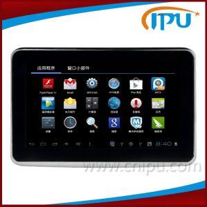 5 pulgadas HD Android 4.0 Tablet coche navegación GPS con WiFi