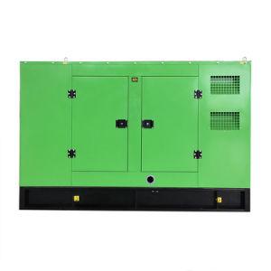 Utilização em casa pequeno gerador de gás natural do tipo silencioso