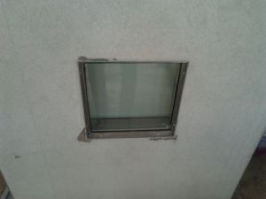Porte battante avec vitre pour chambre froide –Porte battante avec ...