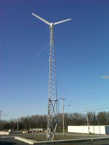 De Turbine van de wind 10kw van de Turbogenerator van de Wind van het Net (H8.0-10KW)
