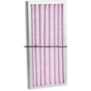 De karton Geplooide Filter van de Lucht (F7 de klasse van de filter)