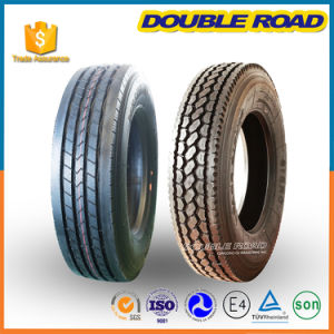 Der China-Oberseite-10 Gummireifen Reifen-Marken-LKW-des Gummireifen-11r24.5 für Verkauf