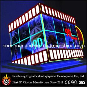Hot 5D 7D 9D 12d Simulateur de fournisseur de terrain de jeux pour enfants de cinéma