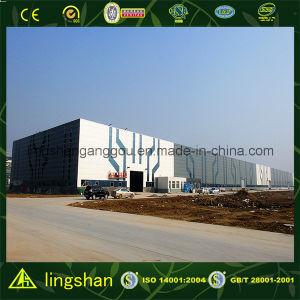 Полуфабрикат супермаркет способа стальной структуры (LS-S-048)