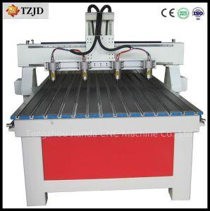 中国製機械を切り分けるCNCのルーターCNCの芸術のRilievo