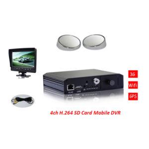 Het hete Verkopende Nieuwe Veiligheidssysteem van de Auto DVR van de Technologie 4G Mobiele