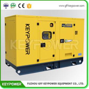 Мощность генератора дизельного двигателя Silent типа с Ce утвержденных
