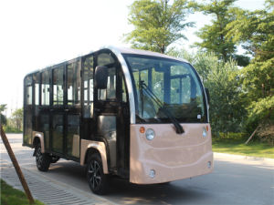 Alto subir e autocarro turístico gasolina multifuncional
