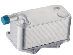 Audi 06D117021cのためのオイルクーラー