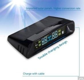 外部センサーが付いているタイヤ空気圧の監視システムTPMS