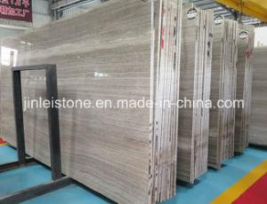 内部のフロアーリングおよび築壁のための中国の灰色のSerpeggianteの大理石の平板のタイル