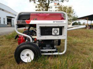 Генератор высокого качества бензина в здание, единой и три этапа Gp10000e3