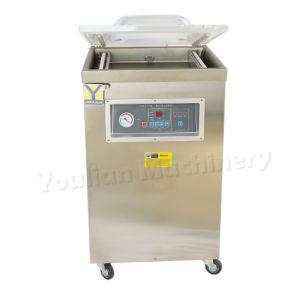 Dz-500/Single-Chamber Sellador de vacío de la cámara de vacío comercial de la máquina de embalaje