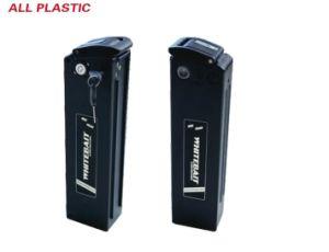 13s5p 48V 17,5Ah Whitebait Banque d'alimentation de batterie au lithium batterie Li-ion rechargeable Batterie Pedelec Akku pour bicyclettes électriques avec tous les plastiques (en baisse de la décharge)