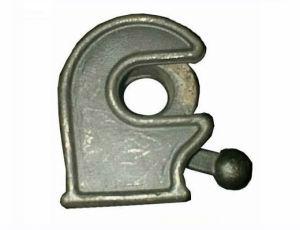 ダンプカーロックバスドアのロック端のキャッピング