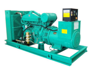 excitation d'individu diesel de système d'excitation de générateur de 500kVA Googol sans brosse