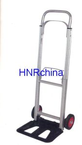 Faltbare Aluminiumhandlaufkatze der Kapazitäts-90kgs