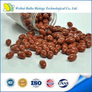 Capsula organica della lecitina della soia per il supplemento nutrizionale