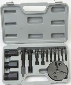 Kit di lusso dell'installatore del tenditore del mozzo della frizione del kit del tenditore/installatore del mozzo della frizione del A/C del compressore della frizione del mozzo del tenditore del kit automatico dell'installatore
