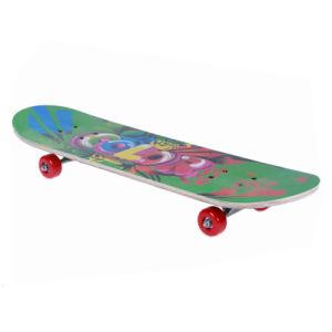 セリウムApprovedchineseかカナダのかえでは女の子のためにスケートボードをすることを学ぶ