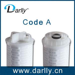 L'eau à débit élevé PP Filtre à cartouche pour l'eau (nettoyeur haute Flowment multiples)