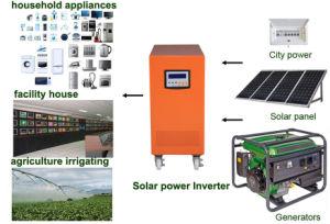 태양열 발전 5000W 시스템 공급 (PN-5000W)