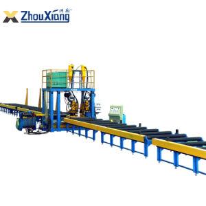 Haz automático de la Peb que H-haz horizontal Línea de producción