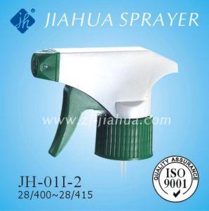 Высокое качество пластика триггер опрыскиватель для домашней очистки (JH-01I-2)