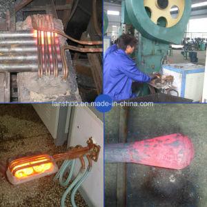 Ce Goedgekeurde het Verwarmen van de Inductie van het Smeedstuk van de Staaf van het Staal Hete Machine
