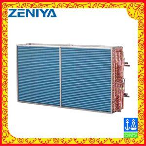 熱交換器のための銅のひれ付き管のコイルの蒸化器かコンデンサー