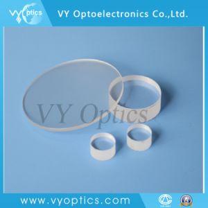 Finestra ottica CaF2/piano di cristallo/cialda