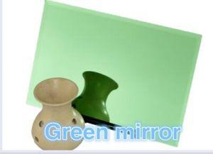 de off-line Met een laag bedekte Spiegel van de Spiegel van de Kleur van de Spiegel van de Kleur Donkerblauwe Heldere Gouden